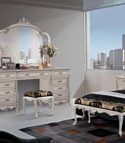 Dormitor / Toaleta cu rama oglinda Tintoretto