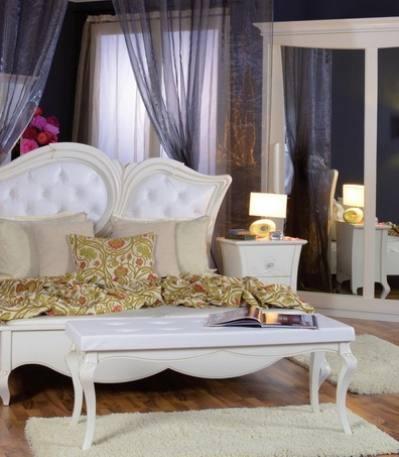 Dormitor Capri Avorio Patinat